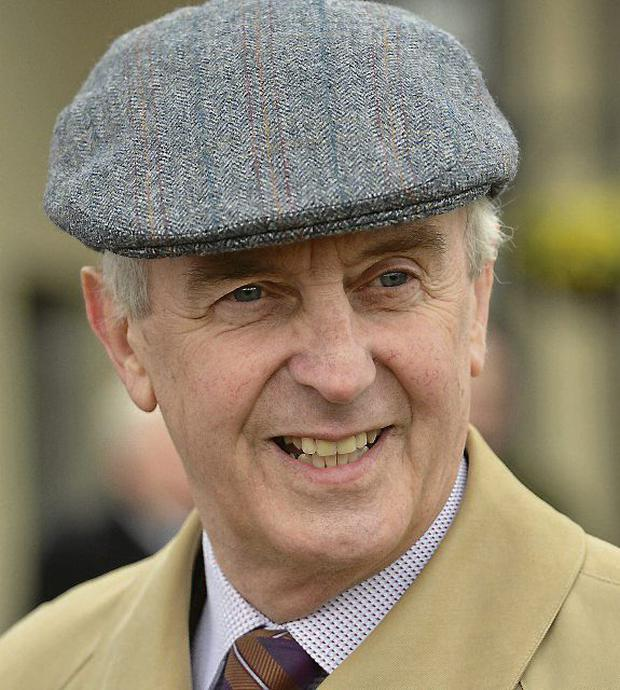 Trainer Jim Bolger