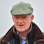 Trainer Willie Mullins. Photo: Sportsfile