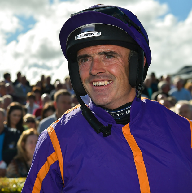 Ruby Walsh will be 40 in five months' time. Photo: Sportsfile