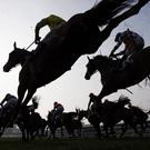 Today's Fairyhouse card goes ahead. Stock photo: AFP/Getty Images