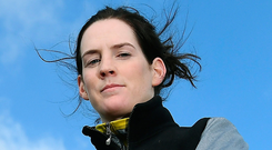 Jockey Rachael Blackmore is booked to ride Poker Party. Photo: Sportsfile
