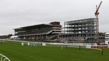 Despite having one of its stands under reconstruction, Cheltenham is all set for its three-day meeting