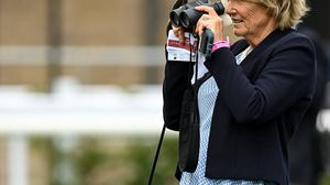Trainer Jessica Harrington had the feature prize at Listowel in her sights yesterday. Photo: Sportsfile