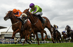 """'We are looking towards, hopefully, racing opening again maybe in May. That gives us an end goal to say, Now is the chance if you have gained a bit of weight to get it off gradually,""""' says nutritionist Gillian O'Loughlin"""