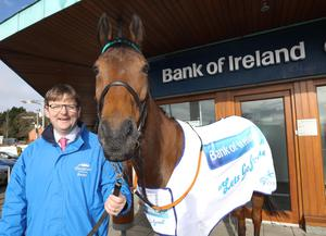 Fairyhouse General Manager Peter Roe