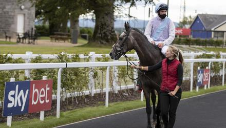 Lynwood Gold, seen here with Tom Madden up, can make amends for defeat at Galway earlier in the week. Photo: Patrick McCann/Racing Post