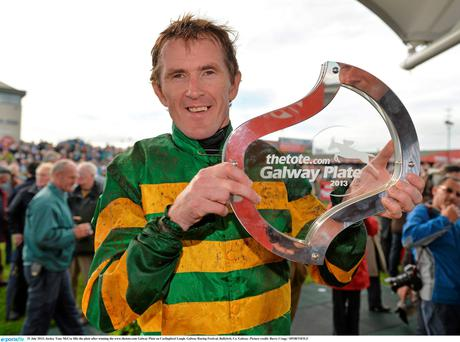 Tony McCoy says female riders should be given a