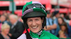Jockey Rachael Blackmore. Picture: PA
