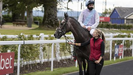 Lynwood Gold looks a good choice to back at Galway on Monday. Credit: Racing Post
