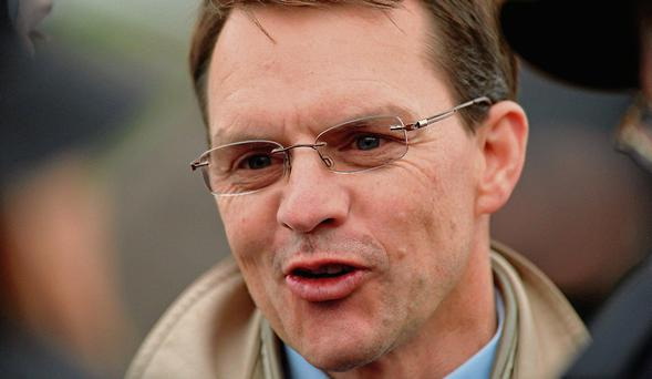 Aidan O'Brien's dual Classic winner is one of nine declarations for the one-mile Group One