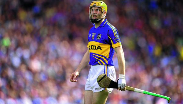 Lar Corbett has failed to score in the last three big matches between Tipperary and Kilkenny