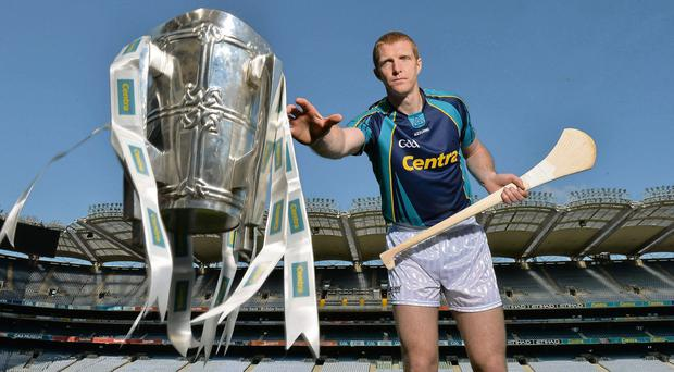 Henry Shefflin will be hoping to get his hands on the Liam MacCarthy in September
