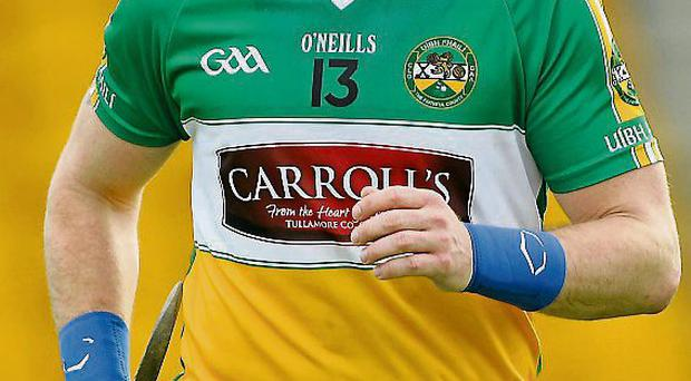 Shane Dooley hopes to be a dual star for Offaly