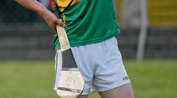 Carlow's James Doyle shows his disappointment at the final whistle