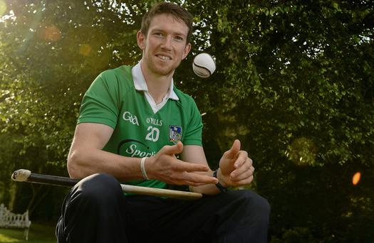 Seamus Hickey has been through some tough times with Limerick but is hoping for more days like last month's Munster semi-final win over Tipperary