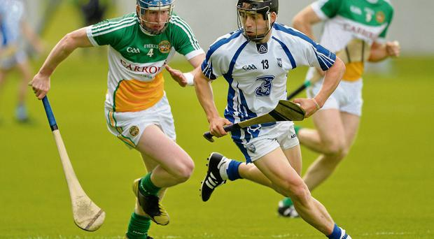 Jamie Barron helped Waterford past Offaly in the last round of the qualifiers to secure a game against Kilkenny