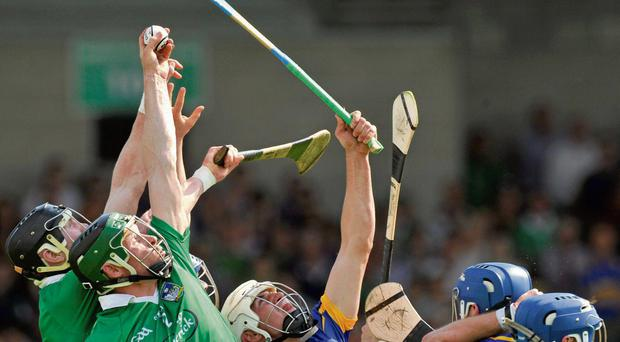 'There may be pressure on Limerick, but I think their time has come'