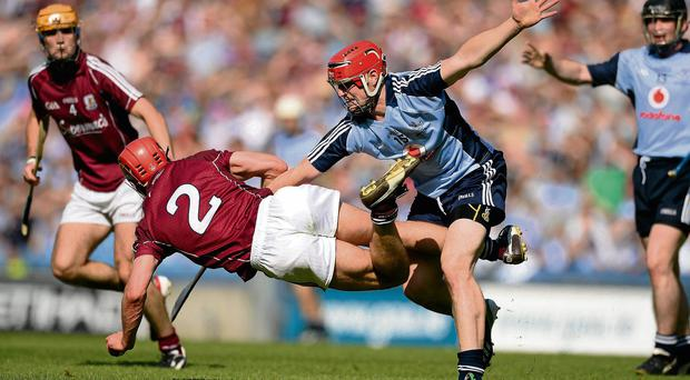 Galway were overrun against Dublin in the Leinster SHC final but will hope to bounce back against Clare