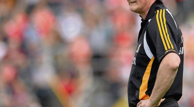 Brian Cody, still only 59 years of age, is young enough to take a break from the game and return to the helm when he's refreshed for the challenge