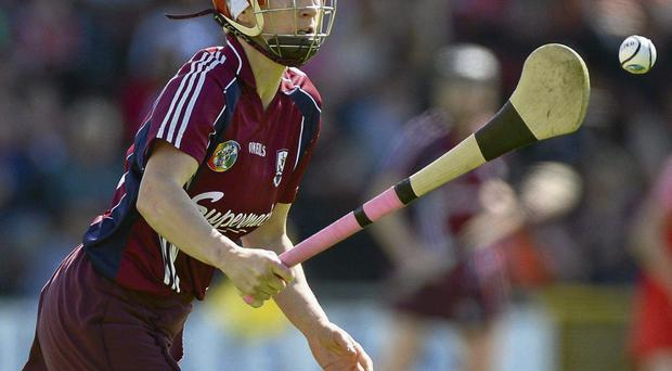 Therese Maher is the driving force of the Galway team