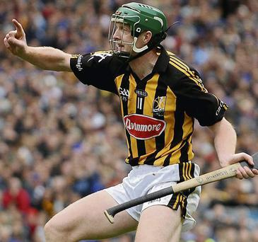 Henry Shefflin who scored a controversial penalty in 2009