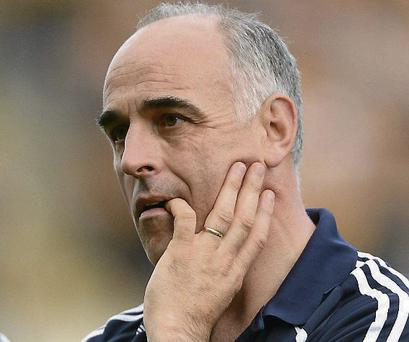 Anthony Cunningham has indicated he wants to stay in charge of the Galway team