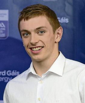 David McInerney - Bord Gais U-21 hurling Player of the Year