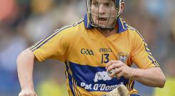 Podge Collins: 'I thought I'd never play for Clare'