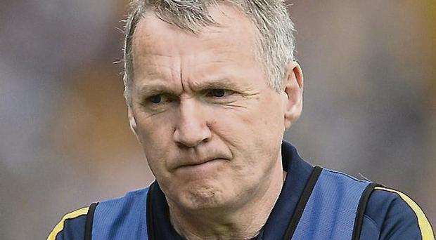 Eamon O'Shea says working with Kieran McGeeney will be mutually beneficial
