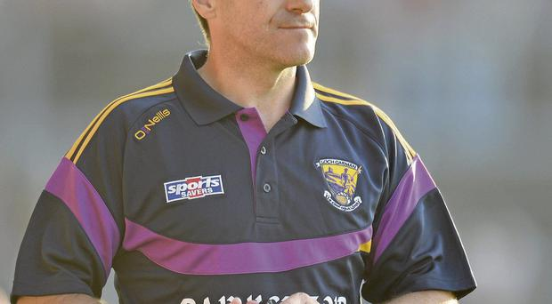 Wexford manager Liam Dunne is unhappy with the fixture list for next year's league