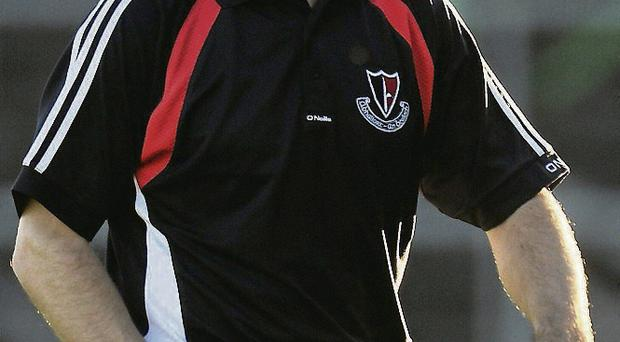 Liam Dunne during his Oulart days