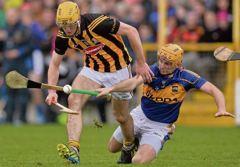 Colin Fennelly's ability to bring others into the game is giving the Kilkenny management more options