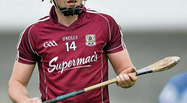 Galway sharpshooter Conor Cooney
