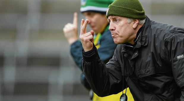 Former Limerick joint manager Donal O'Grady