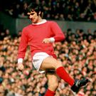 George Best in his Manchester United heyday