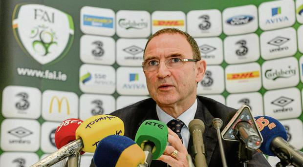 Martin O'Neill can't be too unhappy with the group Ireland have got for the upcoming Euro 2016 campaign