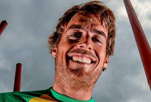 In attendance at the Irish Sailing Team Announcement for the upcoming Rio 2016 Olympic Qualifiers is James Espey
