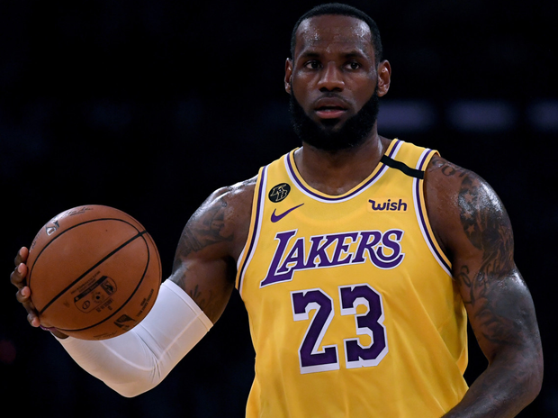 LeBron James. Photo: Getty Images