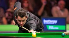 Ronnie O'Sullivan has won his sixth world title