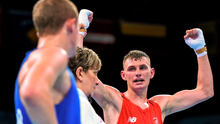 Sean McComb will meet Italy's Donato Cosenza tomorrow for a place in the quarter-finals