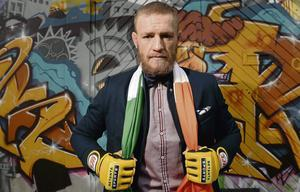 Conor McGregor is an impressive figure - both inside and outside the cage