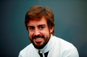 McLaren Honda's Fernando Alonso sustained concussion in a testing accident last month