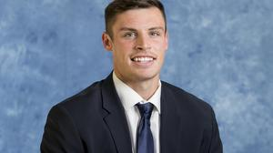 Enniskerry native Daniel Whelan is embarking on his last season with the University of California Davis Aggies in the Big Sky conference.