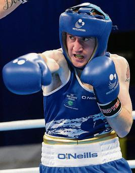 Paddy Barnes opens his campaign today