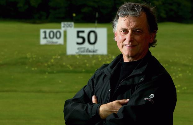 Liam Hennessy: 'Some golfers are heavier some are shorter but the speed that they generate is phenomenal.' Photo: Gerry Mooney