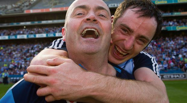 'Whatever happens next Anthony Daly has performed one of the great feats of management in Irish sport'. Photo: David Maher