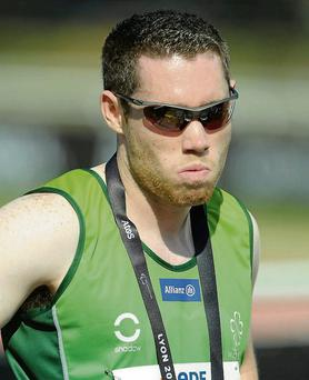 Jason Smyth after his gold medal exploits