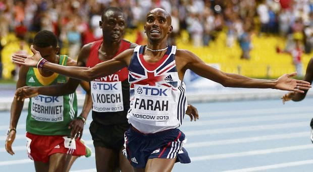 Mo Farah's coach Alberto Salazar may be investigated over drug allegations.