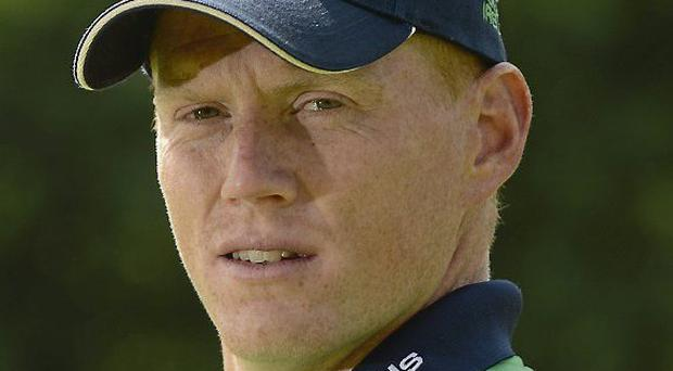 Kevin O'Brien: took two wickets