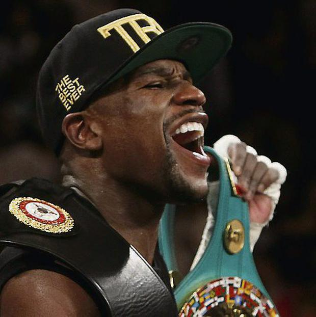 Mayweather's retirement was short lived. After leaving boxing in May 2007 after defeating Oscar de la Hoya he returned to fight Ricky Hatton later that year in a fight billed as 'undefeated', based on the two boxers' exceptional records. American Mayweather would dominate the fight, knocking the Mancunian out in the 10th round and sealing his status as one of the greatest pound-for-pound fighters of all time. His record reads 45 fights, 45 wins, 26 KO's.